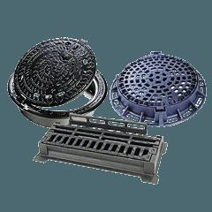 Фасонные изделия из ВЧШГ