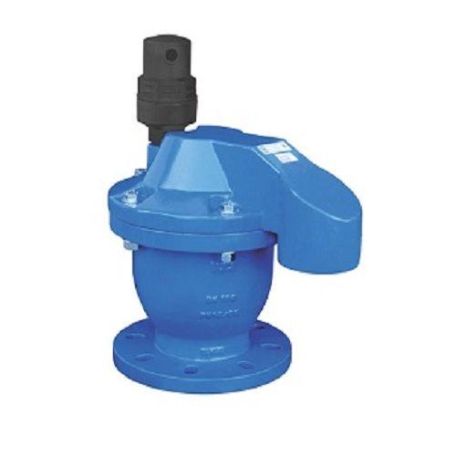 Клапан воздушный комбинированный из чугуна и полиамида
